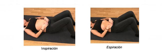 Ejercicio Abdominal 1: Respiración abdominal