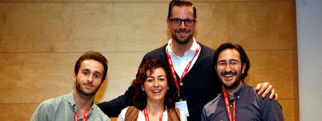 usMIMA, el equipo que ha desarrollado el cinturón de masaje abdominal para el estreñimiento crónico, ganador del BioEmprenedor XXI