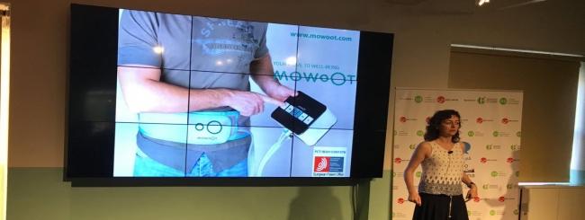 De investigadores a emprendedores: el caso de MOWOOT en el II Encuentro TEI BIO Barcelona