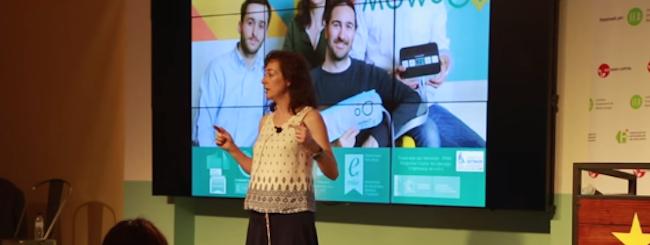 usMIMA comparte su experiencia de emprendimiento con MOWOOT en los Encuentros TEI BIO