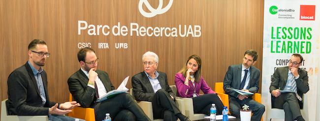 Compartiendo experiencias sobre prototipado y validación de dispositivos médicos en Lessons Learned por Biocat y la asociación de empresas CataloniaBio