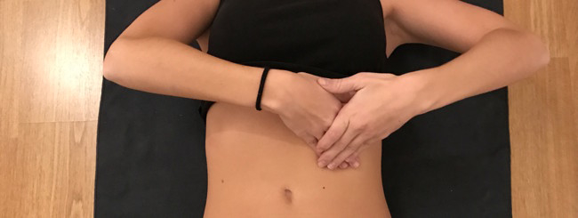 Fisioterapia para el estreñimiento crónico: técnica del masaje abdominal