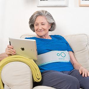 MOWOOT, cinturón de masaje abdominal para el estreñimiento crónico