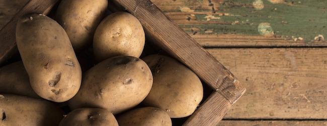 Patatas, fuente de almidón resistente